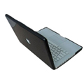 13.3 inch Crystal Cover for Apple Macbook - Black