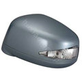 Special Sideview Mirror Cover with LED Indicator Light (A pair) FOR NISSAN TIIDA GZ-CHW034