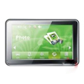 5.0-inch Touch Screen GPS Navigator with 2GB SD Card (IP5C+ 2GB SD)