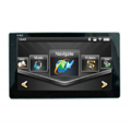 6-inch Touch Screen GPS Navigator HD LCD Monitor With Bluetooth (GZ60BG + 2GB SD Card)