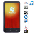 HD2 (T8585) Quad Band Windows Mobile 6.5 WiFi GPS Bluetooth Camera 4.3 - inch Touch Screen China Phone