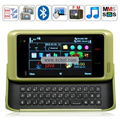 N98 Quad Band Dual Cards Dual Cameras Bluetooth 3.0 - inch Touch Screen China Phone
