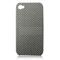 Protective Back Case for Apple iPhone 4th / 4G - Gray