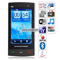 X9 Quad Band Dual Cards Dual Cameras WiFi Color TV GPS Bluetooth Java 3.2 - inch Touch Screen China Phone (2G TF Card)