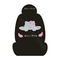 Car Seat Cover Kit Hello kitty Car Seat Covers-3