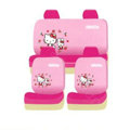Car Seat Cover Kit Hello kitty Car Seat Covers-7