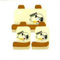 Car Seat Cover Kit Snoopy Car Seat Covers-4