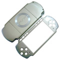 Aluminum Protector Hard Case For Sony PSP 2000 - White