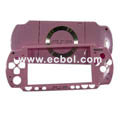Aluminum Protector Hard Case For Sony PSP 3000 - Pink
