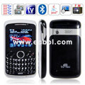 F160 Quad Band Four SIM Cards Four Standby Dual Cameras Color TV Bluetooth JAVA 2.0 Inch Touch Screen China Phone