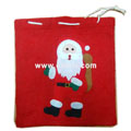 Christmas Bag Contraction pocket c section 35*50cm