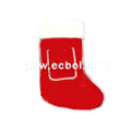 Christmas Stocking Polyester Plain weave