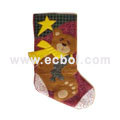 Christmas stocking Velvet Special Christmas party props E0002