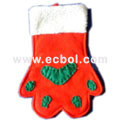 Christmas stocking Velvet Special Christmas party props E0013