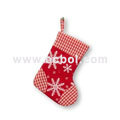 Christmas stocking cotton Special Christmas party props