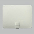 Original LOPEZ iPad With security Litchi Ultra-thin frame Case - White
