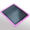 iPad tablet Silicone Case - peach