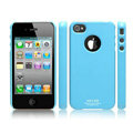NEW 100% Ice cream Ultra-thin case for iphone 4 - blue
