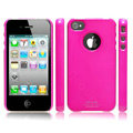 NEW 100% Ice cream Ultra-thin case for iphone 4 - magenta