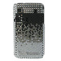 Brand New Rainbow Series bling crystal case for Samsung i9000 - EB003