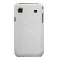 Brand New Ultra-thin paint case for Samsung i9000 - white