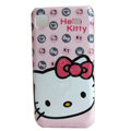 Brand New pink Hello Kitty Hard Case For Samsung i9000 - EB002
