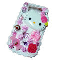 Hello Kitty crystal cream cake case for BlackBerry 9800