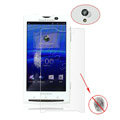 Imak screen protective anti-fingerprint film for Sony Ericsson X10