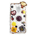 love monkey ice cream case for Sony Ericsson X10