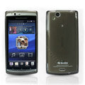 Benks silicone case for Sony Ericsson XPERIA ARC LT15I X12 - black