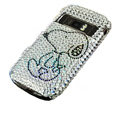 Snoopy bling crystal case for Nokia C7
