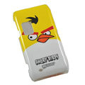 Angry birds color covers for Nokia E7 - yellow