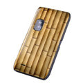 Bamboo Color Painting Case for Nokia E7