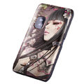 Color Painting Protective case for Nokia E7