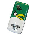 Angry birds color covers for Nokia C5-03 - green
