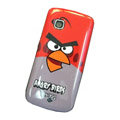 Angry birds color covers for Nokia C5-03 - red