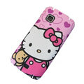 Hello Kitty color covers for Nokia C5-03 - pink