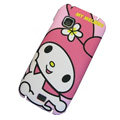 MY MELODY color covers for Nokia C5-03 - pink