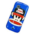 Paul Frank color covers for Nokia C5-03 - blue