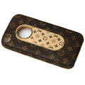 LV leather holster case cover for iPhone 4G - EB005