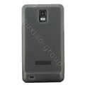 NILLKIN matte color cover for Samsung i997 infuse 4G - black