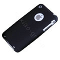 Moshi ultrathin matte hard back case for iPhone 3G/3GS - black