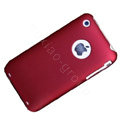 Moshi ultrathin matte hard back case for iPhone 3G/3GS - red