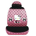 Hello Kitty Bud silk Car Seat Covers sets - pink
