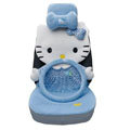 Hello Kitty Universal Car Seat Covers sets 12 pieces - blue
