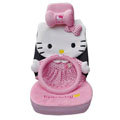 Hello Kitty Universal Car Seat Covers sets 12 pieces - pink