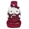 Hello Kitty Universal Car Seat Covers sets 12 pieces - rose