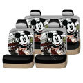 Mickey Mouse universal Car Seat Covers sets - black