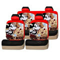 Mickey Mouse universal Car Seat Covers sets - red EB003