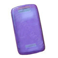 Silicone Cases Covers for BlackBerry Storm 9530 - Purple